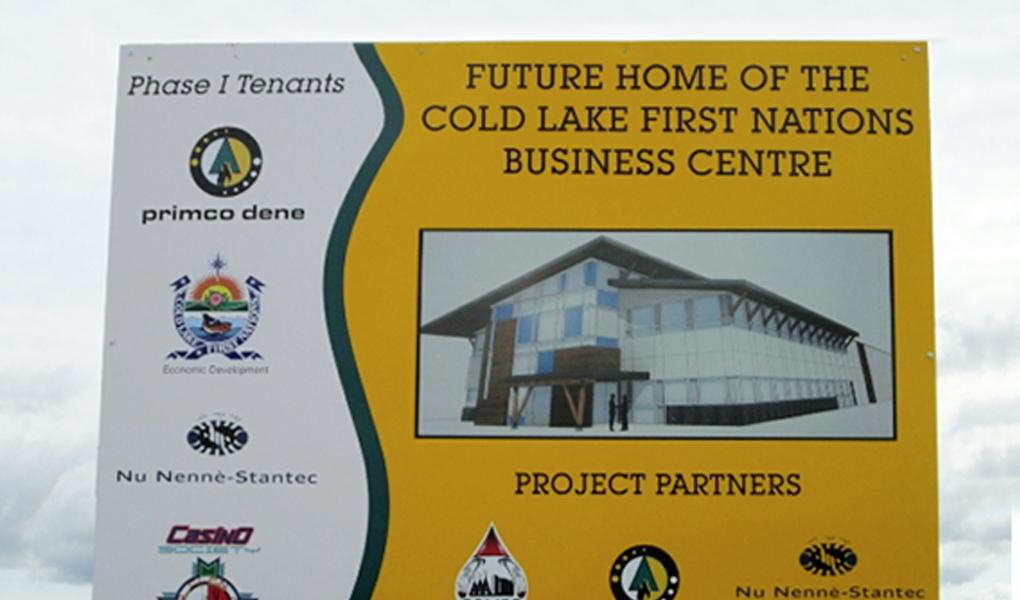 Casino Dene work in collaboration with Primco Dene, CLFNs, Nu Nenne-Stantec, Casino Society, Comec